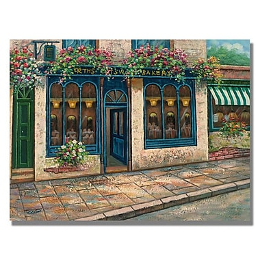 Trademark Fine Art 'Bakery' 26