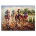 Trademark Fine Art 'Kentucky Derby'