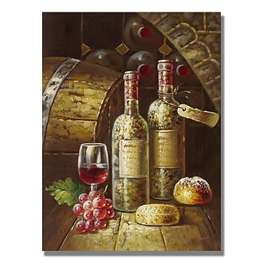 Trademark Fine Art 'Napa Valley II'