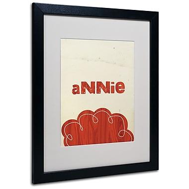 Trademark Fine Art 'Annie' 16