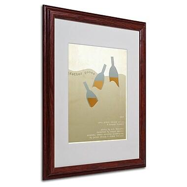 Trademark Fine Art 'Father Goose' 16