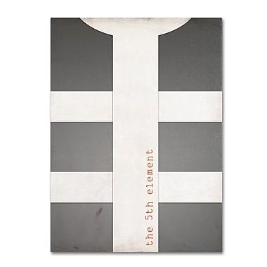 Trademark Fine Art 'Fifth Element' 22