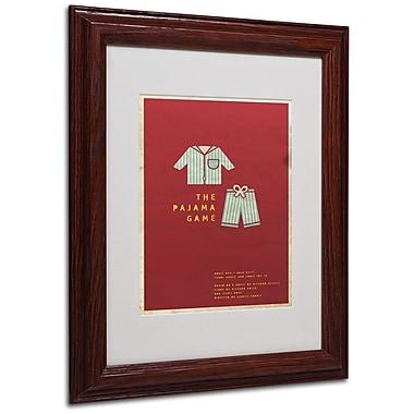 Trademark Fine Art 'The Pajama Game' 11