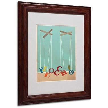 Trademark Fine Art 'Pinocchio' 11