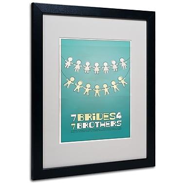 Trademark Fine Art 'Seven Brides Seven Brothers' 16