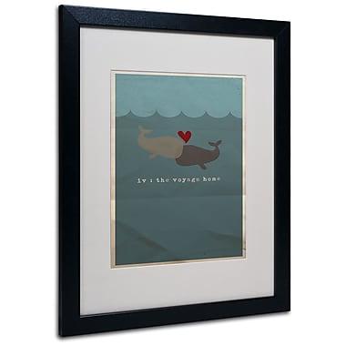 Trademark Fine Art 'The Voyage Home' 16