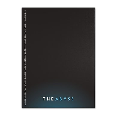 Trademark Fine Art 'The Abyss' 30