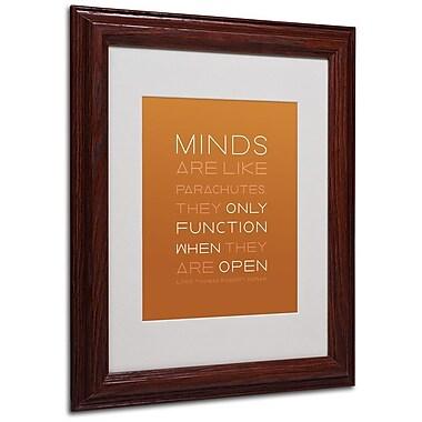 Trademark Fine Art 'An Open Mind II' 11