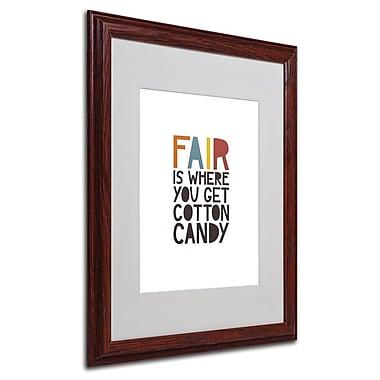 Trademark Fine Art 'Fair IV' 16