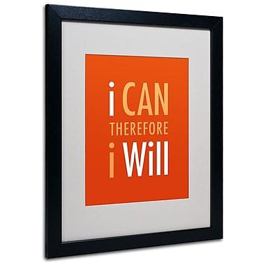 Trademark Fine Art 'I Will III' 16