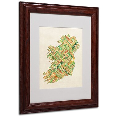 Trademark Fine Art 'Ireland I' 11