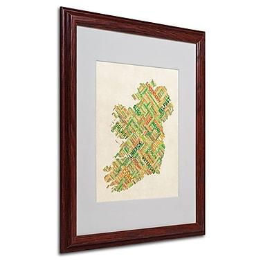 Trademark Fine Art 'Ireland I' 16