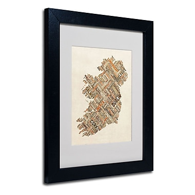 Trademark Fine Art 'Ireland III'