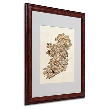 Trademark Fine Art 'Ireland III' 16