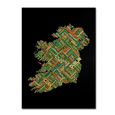 Trademark Fine Art 'Ireland IV' 16