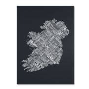 "Trademark Fine Art 'Ireland VI' 14"" x 19"" Canvas Art"