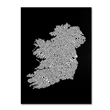 Trademark Fine Art 'Ireland VIII' 22