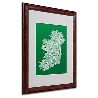 Trademark Fine Art 'Ireland IX' 16