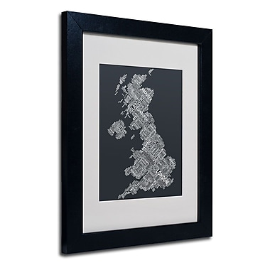 Trademark Fine Art 'United Kingdom V'