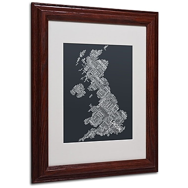 Trademark Fine Art 'United Kingdom V' 11