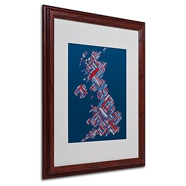 Trademark Fine Art 'United Kingdom VI' 16