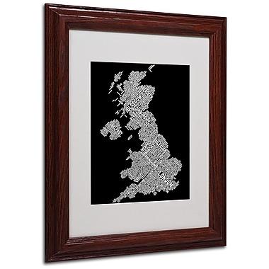Trademark Fine Art 'United Kingdom VIII' 11