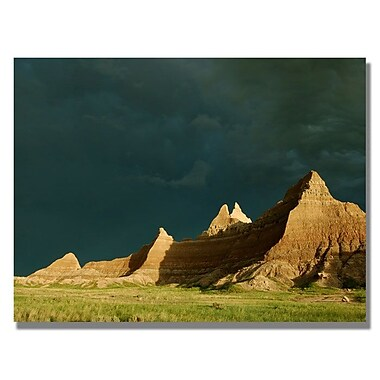 Trademark Fine Art 'Badland Ridge' 22