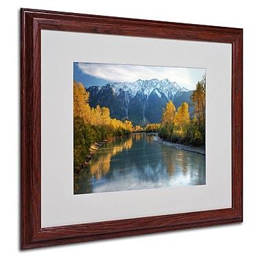 Trademark Fine Art 'Autumn River' 16