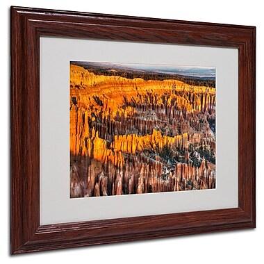 Trademark Fine Art 'Bryce Canyon Sunrise' 11