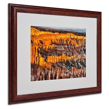 Trademark Fine Art 'Bryce Canyon Sunrise' 16