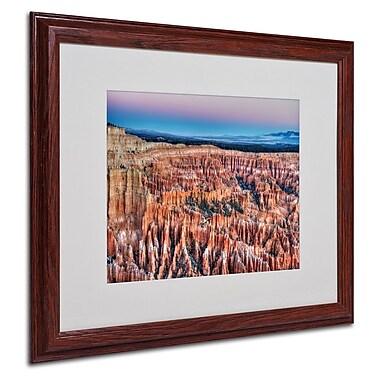 Trademark Fine Art 'Bryce Dawn' 16