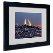 Trademark Fine Art 'Butte Montmartre'