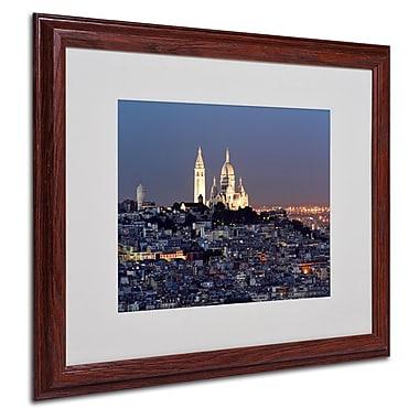 Trademark Fine Art 'Butte Montmartre' 16