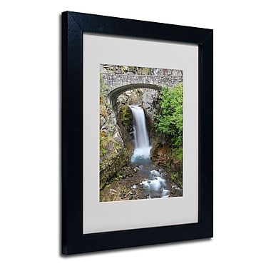 Trademark Fine Art 'Christine Falls Rainier'