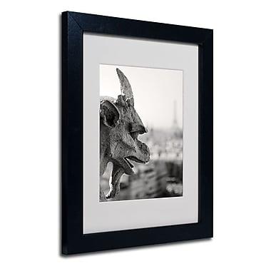 Trademark Fine Art 'Gargoyle Paris'