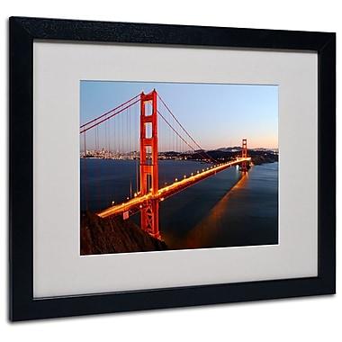 Trademark Fine Art 'Golden Gate SF' 16