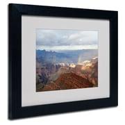 Trademark Fine Art 'Grand Canyon Rainbow'