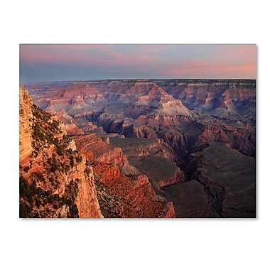 Trademark Fine Art 'Grand Canyon Sunrise' 30