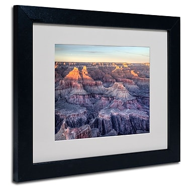 Trademark Fine Art 'Grand Canyon Sunset'