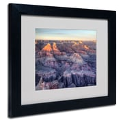 Trademark Fine Art 'Grand Canyon Sunset'