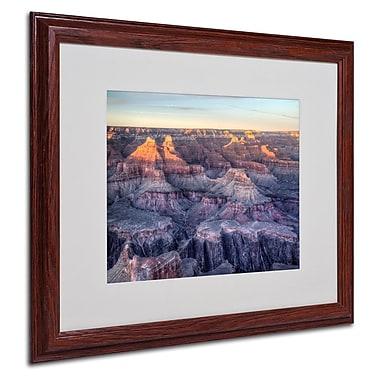 Trademark Fine Art 'Grand Canyon Sunset' 16