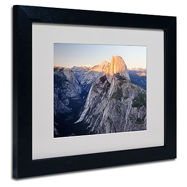 Trademark Fine Art 'Half Dome Yosemite' 11