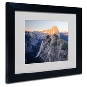 Trademark Fine Art 'Half Dome Yosemite'
