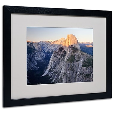 Trademark Fine Art 'Half Dome Yosemite' 16