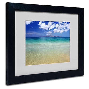 Trademark Fine Art 'Hawaii Blue Beach'