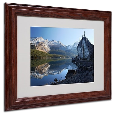 Trademark Fine Art 'Jasper Maligne Lake' 11