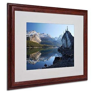 Trademark Fine Art 'Jasper Maligne Lake' 16