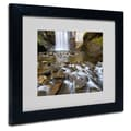 Trademark Fine Art 'Looking Glass Falls'
