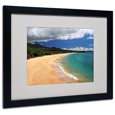Trademark Fine Art 'Makena Maui' 16