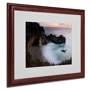 Trademark Fine Art 'Mc Way Falls' 16